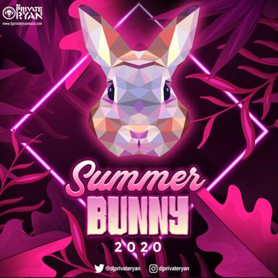 Cover art for Private Ryan Presents Summer Bunny 2020 (clean)