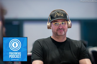 Cover art for PokerNews Podcast: Phil Hellmuth Weighs In on WSOP Online Bracelet Events