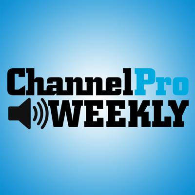The ChannelPro Weekly Podcast is a weekly audio program for channel professionals, focusing on topics of interest as related to the recent week in news, as well as other information, guest interviews, and more!