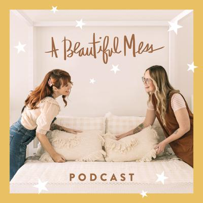 Elsie + Emma are sisters and co-founders of the top DIY blog — A Beautiful Mess. They have written over seven thousand blog posts, so it seemed like a good time to start a podcast! The sisters have a lot to say on everything from home and DIY to family life and business. Visit abeautifulmess.com/podcast for show notes.