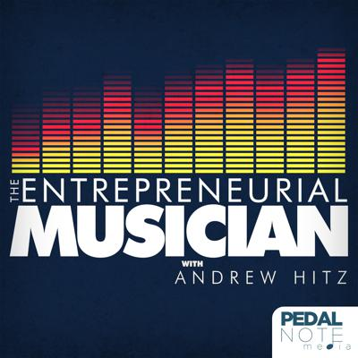 The Entrepreneurial Musician with Andrew Hitz will help you make more money in the music business. Andrew brings his experience of performing in almost 40 countries over the last two decades to conversations with the most successful musical entrepreneurs in the world to provide actionable advice for anyone trying to succeed in today's ever-changing music industry.
