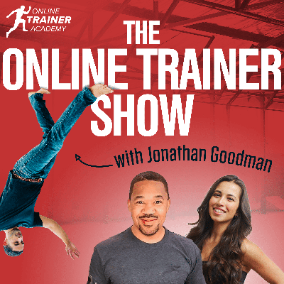 The Online Trainer Show is the only official podcast of the Online Trainer Academy / Personal Trainer Development Center.  If you're a personal trainer, nutrition coach, or gym owner who's struggling or just starting, you'll get tangible insights and advice for how to build your successful online career. But this isn't one of those boring, stodgy podcasts that's painful to the ears.  Join us every Tuesday and Thursday where you'll laugh and learn with Jonathan Goodman, Carolina Belmares, and Ren Jones. And, if you're lucky, you'll hear our production manager, Amber Reynolds, chime in and tell everybody what they're doing wrong.  In this show you will learn about online fitness marketing, online personal training, online nutrition coaching, running a hybrid personal training business, and much more. Each episode, we'll tell stories, share examples, discuss how the best are starting, growing, and operating their online fitness and nutrition businesses. This includes software, apps, tools, routines, books, habits, time management tricks, and much more.