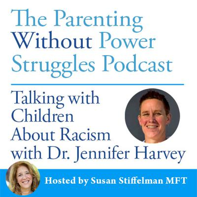 Cover art for 1:47 Talking with Children About Equality with Dr. Jennifer Harvey