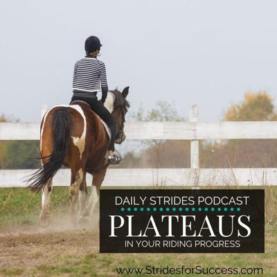 Cover art for 1122 Overcoming Plateaus In Your Riding Progress