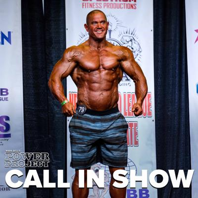 Cover art for Ep. 403 - Hypertrophy CALL IN SHOW