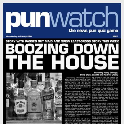 Cover art for 417: Boozing Down The House