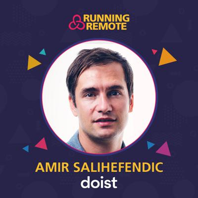 Cover art for Amir Salihefendic, Founder and CEO of Doist