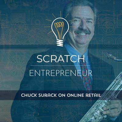 Cover art for Chuck Surack on Online Retail