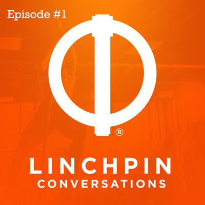 Cover art for Linchpin Conversations #1
