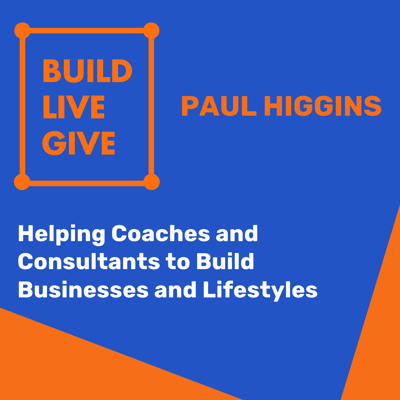 Build Live Give Podcast