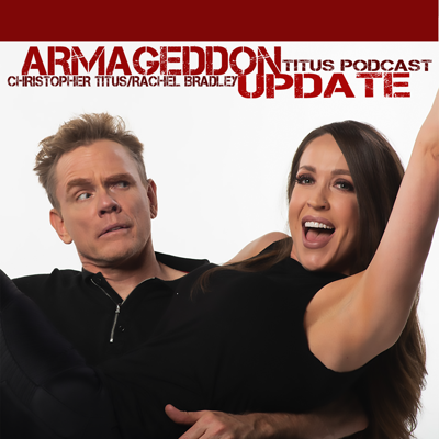 Christopher Titus, Bombshell Rae and Willie