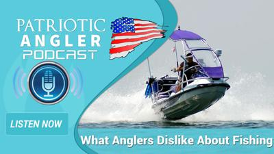 Cover art for What Anglers Dislike About Fishing