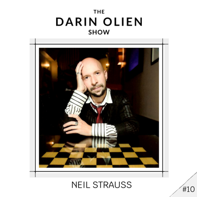 Cover art for #10 Neil Strauss on Breaking Down Your Past to Build Your Future
