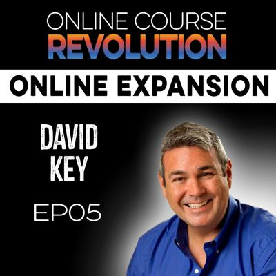 Cover art for Pioneering NLP and Online Expansion with David Key OCR EP5