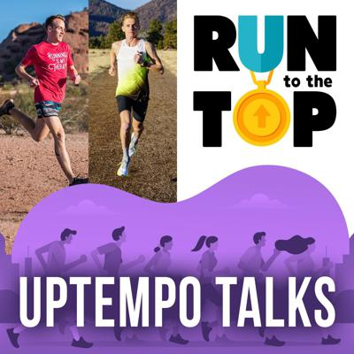 Cover art for Up-Tempo Talks - Why Do Runners Do That? 2020/07/02
