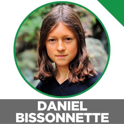Cover art for An Interview With A Child Prodigy: Should You Skip Breakfast, Analyzing Your Poop, Cold Thermogenesis & Breathwork Strategies & More With Daniel Bissonnette.