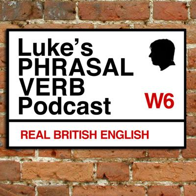 Learn a phrasal verb every day with this series of short podcasts by Luke Thompson from Luke's English Podcast.  Each episode contains definitions, explanations and improvised examples of each phrase to help you understand and remember these complex but important parts of the English language! Transcripts are also available for every episode.