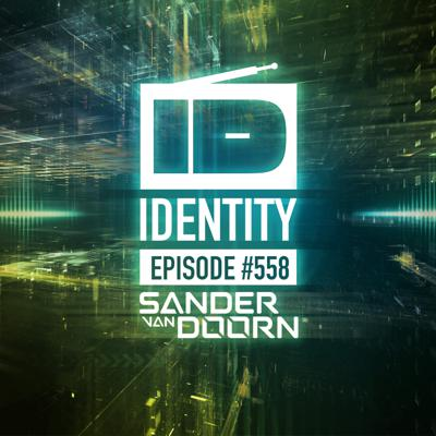 Cover art for Identity 558