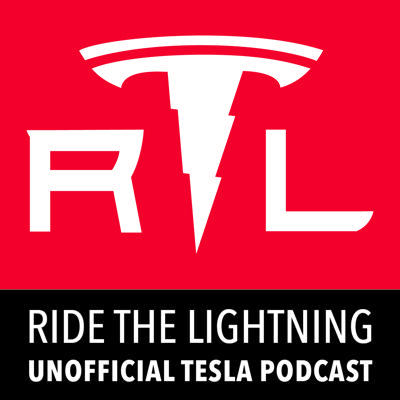 Tesla enthusiasts looking for a show about the latest news and analysis on the all-electric high-performance vehicle company need look no further. Ride the Lightning: Tesla Motors Unofficial Podcast is a weekly show made for Tesla fans and owners by Tesla community veteran Ryan McCaffrey. Each week we'll cover everything happening with the Model 3, Model S, Model X, Gigafactory, and more!