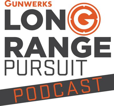 Long Range Pursuit Podcast, presented by Gunwerks, is the authoritative podcast on all things surrounding the science and techniques of long range hunting and shooting. Aaron Davidson and the Gunwerks crew along with a variety of industry expert guests discuss long range and precision rifle topics from hunting to competition tactics, ballistics, gun setup, gear selection, product design, gunsmithing, bullet performance, and a whole lot more.