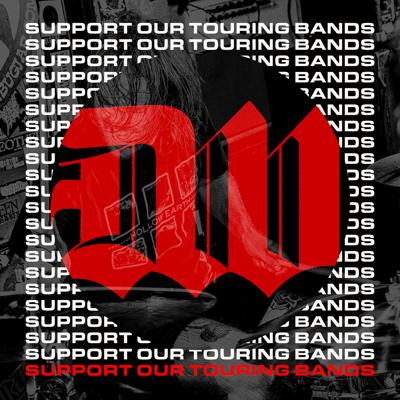 Cover art for Support Our Touring Bands