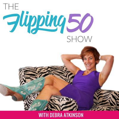 The podcast for those approaching 50, 50 and over 50 who want to change the way we age. Fitness, wellness, and health research put into practical tips you can use today. You still got it girl!