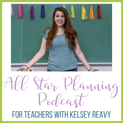 All Star Planning Podcast for Teachers