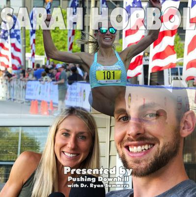 Cover art for Sarah Horbol: Finding The Right Balance For Success