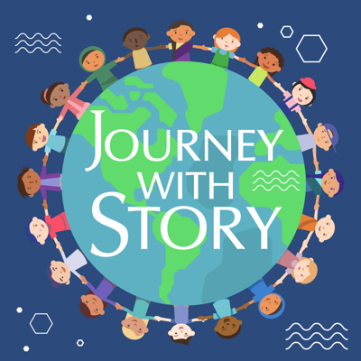 Journey with Story is a storytelling podcast for kids ages 3-10.  These audio stories are told with a Celtic flavor and calming voice of Scottish author, Kathleen Pelley.  She shares fairy tale stories, bedtime stories, classic stories, and her own original children's audio stories.