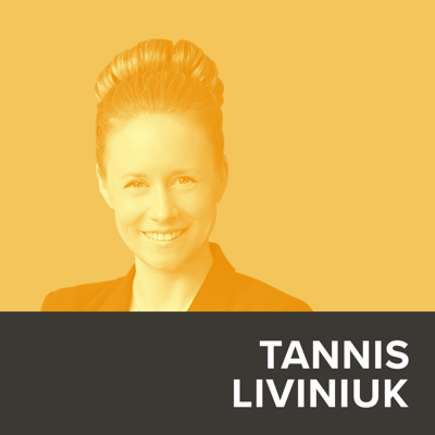 Cover art for Construction Realist: Tannis Liviniuk