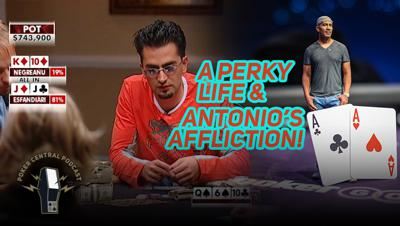 Cover art for Ep. 183 A Perky Life & Antonio's Affliction