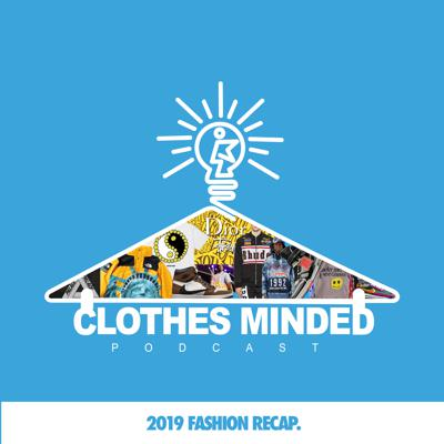 Cover art for Clothes Minded 2019 Recap