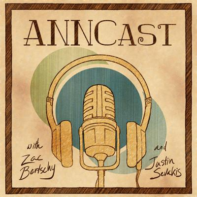 Cover art for SPECIAL APPEARANCE: ANNCast Episode 299 - Programmed To Feel Pain