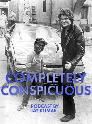 Cover art for Completely Conspicuous 539: Half and Half