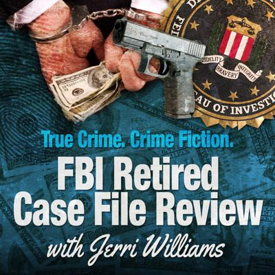 Jerri Williams is a retired FBI agent and author on a mission to show the public who the FBI is and what the FBI does by conducting interviews with retired FBI agents about their most intriguing and high-profiled cases, reviewing how the FBI is portrayed in books, TV, and movies, and recommending crime fiction and dramas. Photos and links to articles about the cases and violations discussed can be found in the show notes for each episode at jerriwilliams.com.