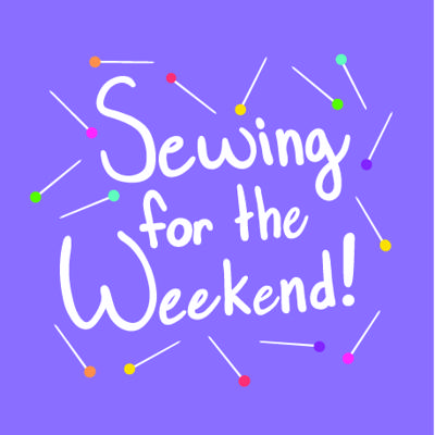 Sewing For The Weekend is a podcast about home garment sewing. Beth and Nina (mother and daughter) discuss their passion for handmade fashion and the discoveries they make as the each pursue a bespoke wardrobe.