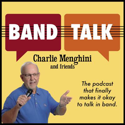 Charlie Menghini visits with some of the greatest names in wind band conducting, composing and arranging.  The podcast also features regular visits with Dr. Tim Lautzenheiser, instrument specialists and music industry leaders as well as great college, high school, middle school and elementary band directors who give their thoughts on various aspects of being a band director.