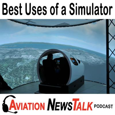 Cover art for 145 Best Ways to Use a Home or Flight School Simulator – Interview Julian Alarcon