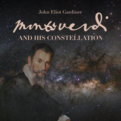 Cover art for 1. Something in the air - Monteverdi and his constellation