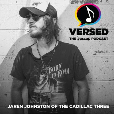 Cover art for Episode 10 - Jaren Johnston of The Cadillac Three