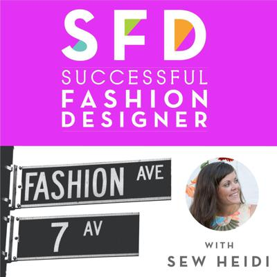 Cover art for SFD107 What to include in a freelance fashion designer contract
