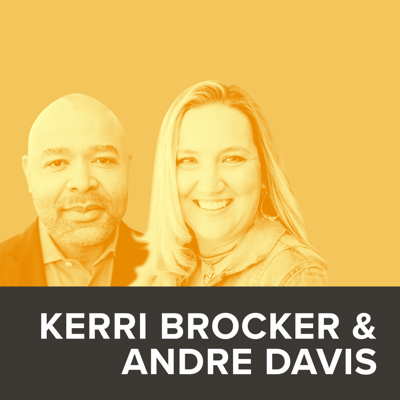 Cover art for Construction Disrupters: Kerri Brocker & Andre Davis