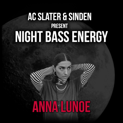 Cover art for #3: Anna Lunoe