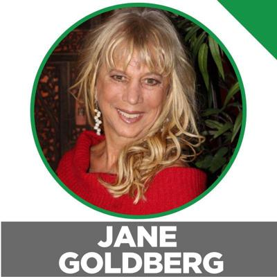 Cover art for Is Radiation Actually Good For You? The Hormesis Effect, The Healing Power of Radioactive Stones, Ozone Therapy & Much More With Jane Goldberg.