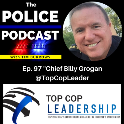Cover art for Leadership With Chief Billy Grogan