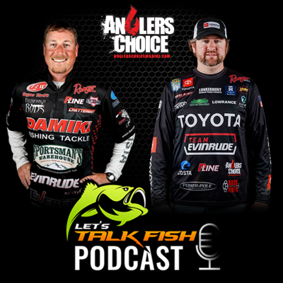 Let's Talk Fish is a live show anchored by Professional FLW Angler Bryan Thrift and Elite Series Pro Matt Arey, along with Southern Redfish Cup Owner, Jeff Walsh that allows fans to gain access to years of experience, knowledge, equipment reviews, technique suggestions and even submit questions to be answered live on the show.