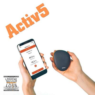 Cover art for Can Squeezing a Hockey Puck Make Me Sweat? Activ5 Review