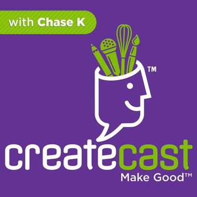 Welcome to CreateCast, the show about people who make good. Your Host Chase K sits down with chefs, actors, musicians, writers, and other incredible people to talk about what they do and why they do it. Head to www.createcastpod.com for more info!