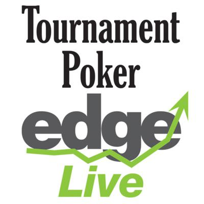 Tournament Poker Edge Live features live updates, trip reports, hand analysis and much more directly from live poker events, starting with the 2011 World Series of Poker.  Brought to you by TournamentPokerEdge.com!
