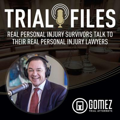 Trial Files: Where Real Personal Injury Survivors Talk to Their Real Trial Lawyers